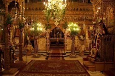 Η εορτή των Χριστουγέννων στην Ιερά Μητρόπολη Καστορίας