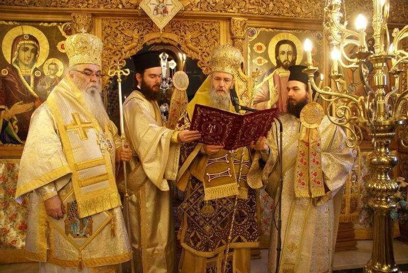 Λατρευτικές εκδηλώσεις στην Καστοριά για τον Άγιο Γεράσιμο τον Παλλαδά, την Αγία Σοφία της Κλεισούρας και τα 100 χρόνια απελευθέρωσης της Καστοριάς