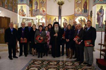 Η εορτή των Γραμμάτων στην Ιερά Μητρόπολη Καστοριάς