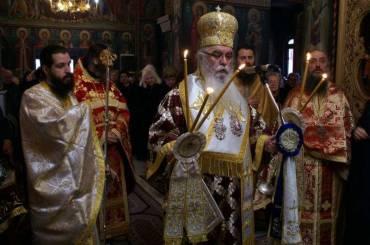 Η εορτή του Αγίου Τρύφωνος στην Ιερά Μητρόπολη Καστορίας