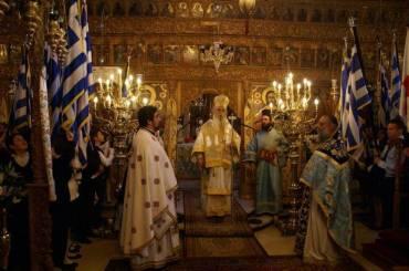 Ο εορτασμός του Ευαγγελισμού της Θεοτόκου και της επετείου της Επαναστάσεως του 1821 στην Καστοριά (Video)