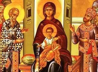 Η Ακολουθία του Ακαθίστου Ύμνου στην Ιερά Μητρόπολή μας