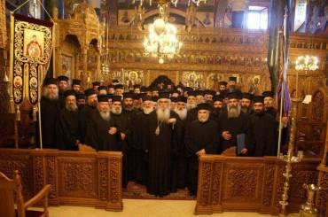 Προτρεπτική εγκύκλιος του Σεβασμιωτάτου προς τους κληρικούς της Μητροπόλεώς μας