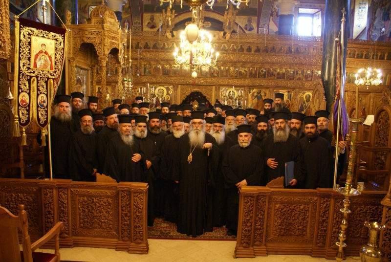 """Καστορίας Σεραφείμ :""""Χρειαζόμαστε ευλαβείς κληρικούς έχοντας φόβο Θεού"""". (Προτρεπτική εγκύκλιος επί τη Αγία Τεσσαρακοστή)"""