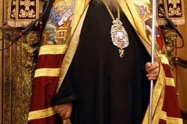 """Καστορίας Σεραφείμ : """"Αδελφοί μου, μη φοβείσθε αλλά θαρσείτε"""""""