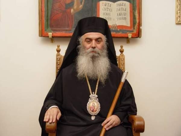 """Καστορίας Σεραφείμ : """"Πατέρες, δώστε στους ανθρώπους χαρά και ελπίδα"""""""