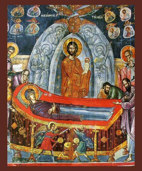 """Καστοριάς Σεραφείμ :""""Ας αφήσουμε τα κλειδιά της πατρίδος μας στην Παναγία"""""""