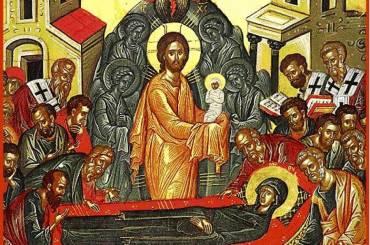 Η εορτή της Κοιμήσεως της Θεοτόκου στην Καστοριά