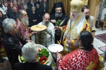 Εορτή του Αγίου Τρύφωνος στον ομώνυμο Ιερό Ναό στην Καστοριά (ΦΩΤΟ)