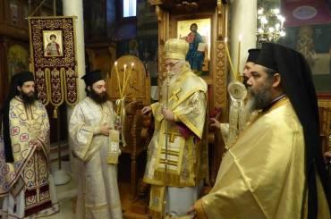 Εορτασμός του Αγίου Αθανασίου στην Καστοριά (ΦΩΤΟ)