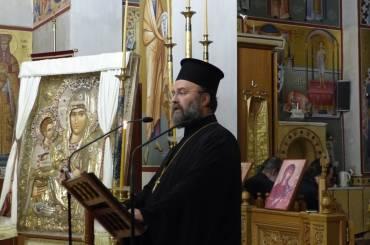 Ομιλία π. Αθανασίου Γκίκα στην Καστοριά (ΦΩΤΟ)