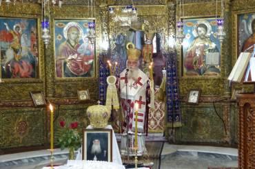 Θεία Λειτουργία στην Εράτυρα Κοζάνης (ΦΩΤΟ)