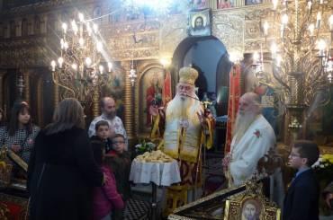 Η εορτή του Αγίου Χαραλάμπους στην Μητρόπολη Καστοριάς (ΦΩΤΟ)