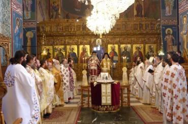 40ήμερο μνημόσυνο του μακαριστού Μητροπολίτου Σιατίστης στην Σιάτιστα (ΦΩΤΟ + AUDIO)