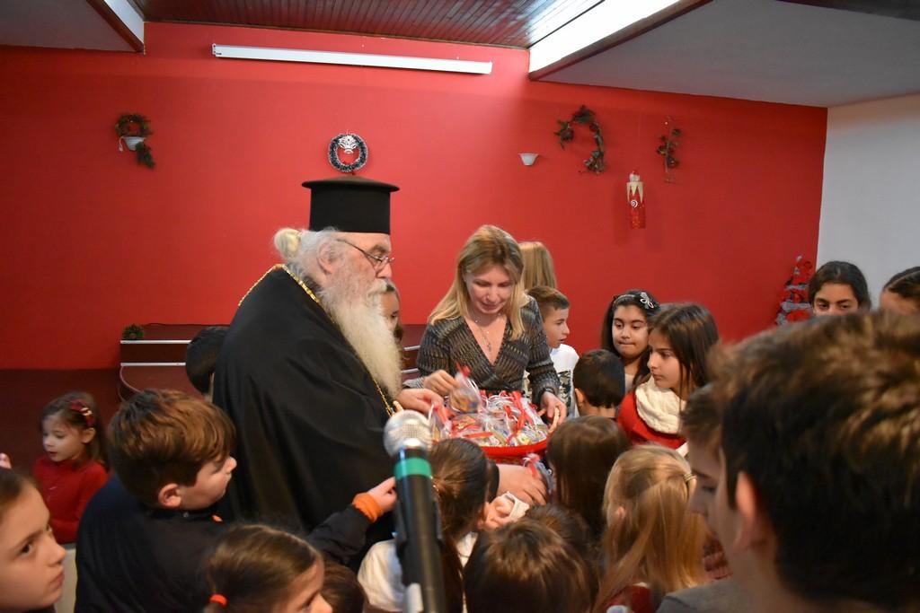 Χριστουγεννιάτικη Εκδήλωση Γραφείου Νεότητας Ι.Μ. Καστορίας [ΦΩΤΟ]