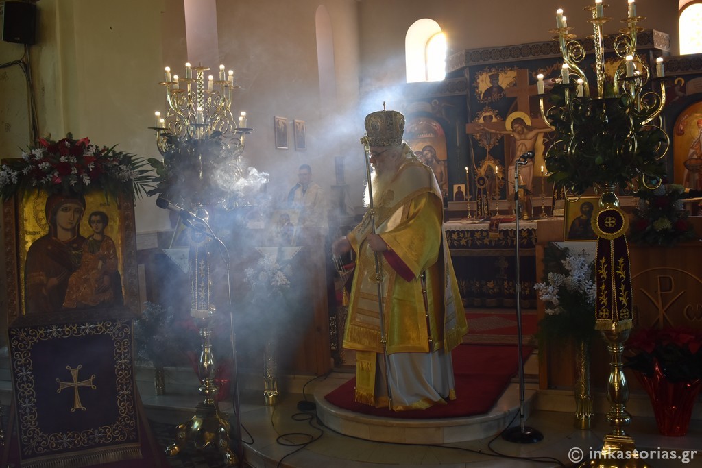 Η Σύναξη της Παναγίας στο Άργος Ορεστικό [ΦΩΤΟ]