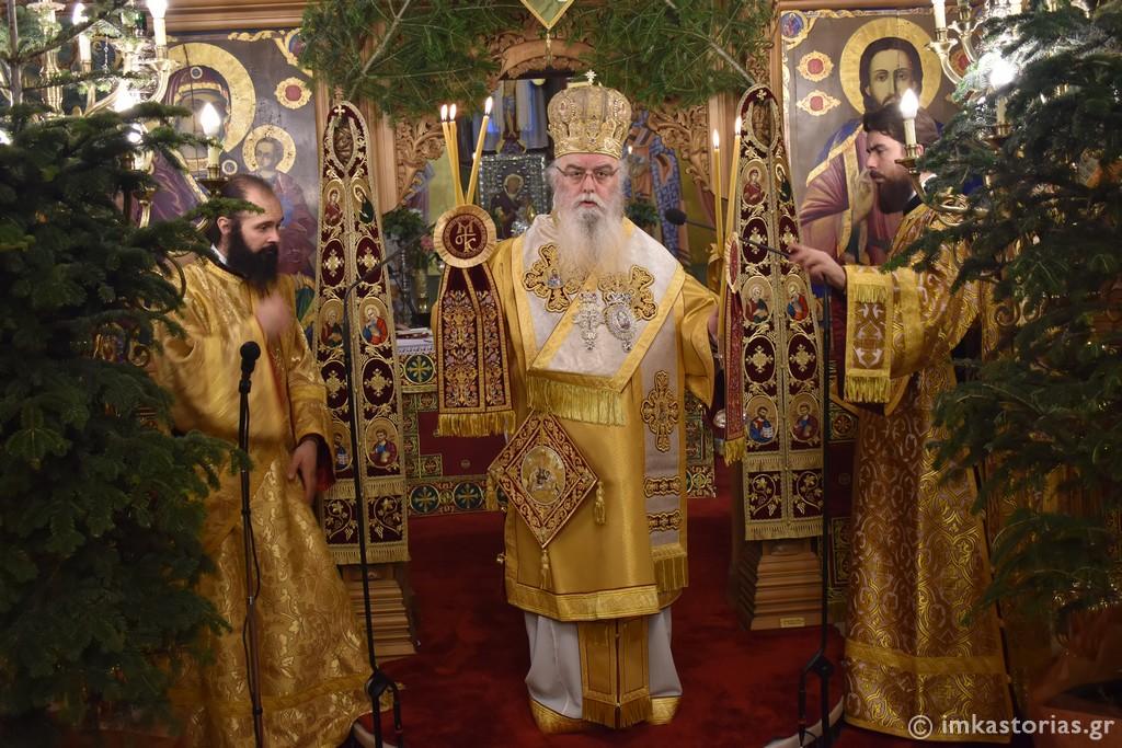 Χριστούγεννα στην Βυζαντινή Καστοριά [ΦΩΤΟ]