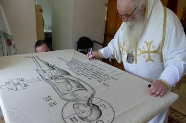Εγκαίνια Παρεκκλησίου Αγίου Νικολάου στο Κωσταράζι [ΑΝΑΚΟΙΝΩΣΗ]