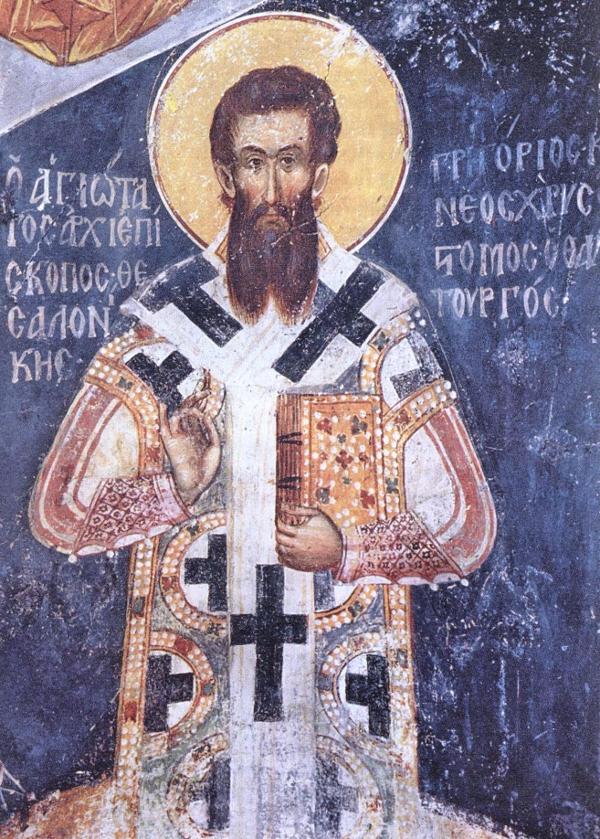 03 – Άγιος Γρηγόριος Παλαμάς
