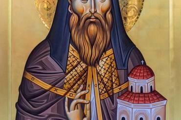 Παράκληση στον Άγιο Νικάνορα σε ζωντανή μετάδοση