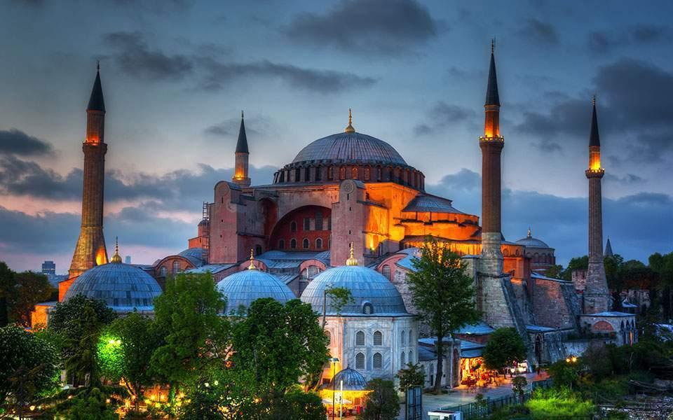 Ι.Μ. Καστορίας : Συναγερμός προσευχής για την Αγιά Σοφιά