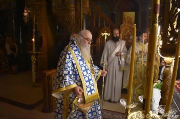 Προεόρτιος Ιερά Αγρυπνία στη Μητρόπολη Καστοριάς [ΦΩΤΟ]