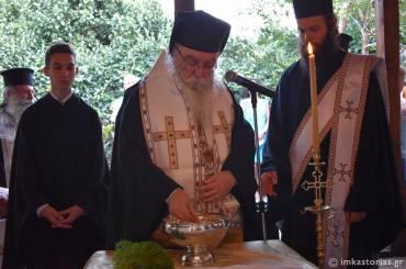 Θυρανοίξια Μεταβυζαντινού Ναού στην Καστοριά [ΦΩΤΟ]