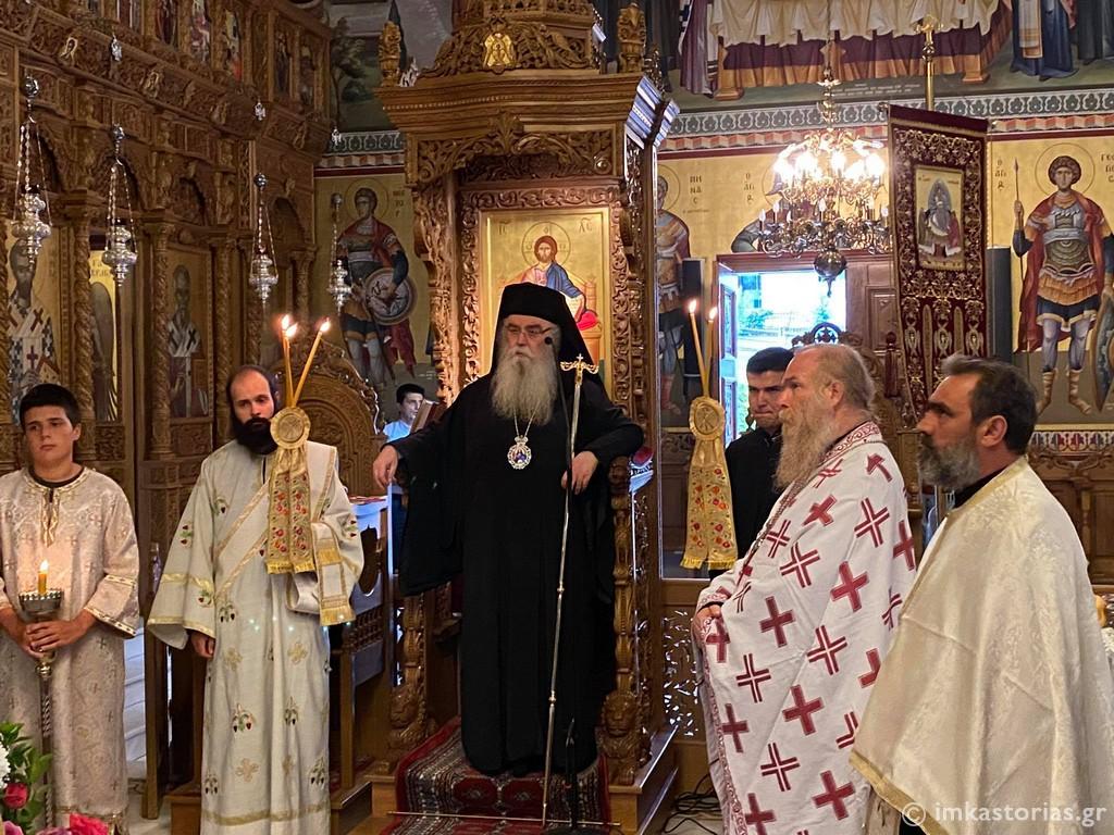 Εορτή Ανακομιδής Λειψάνων Αγίου Νεκταρίου στην Καστοριά [ΦΩΤΟ]