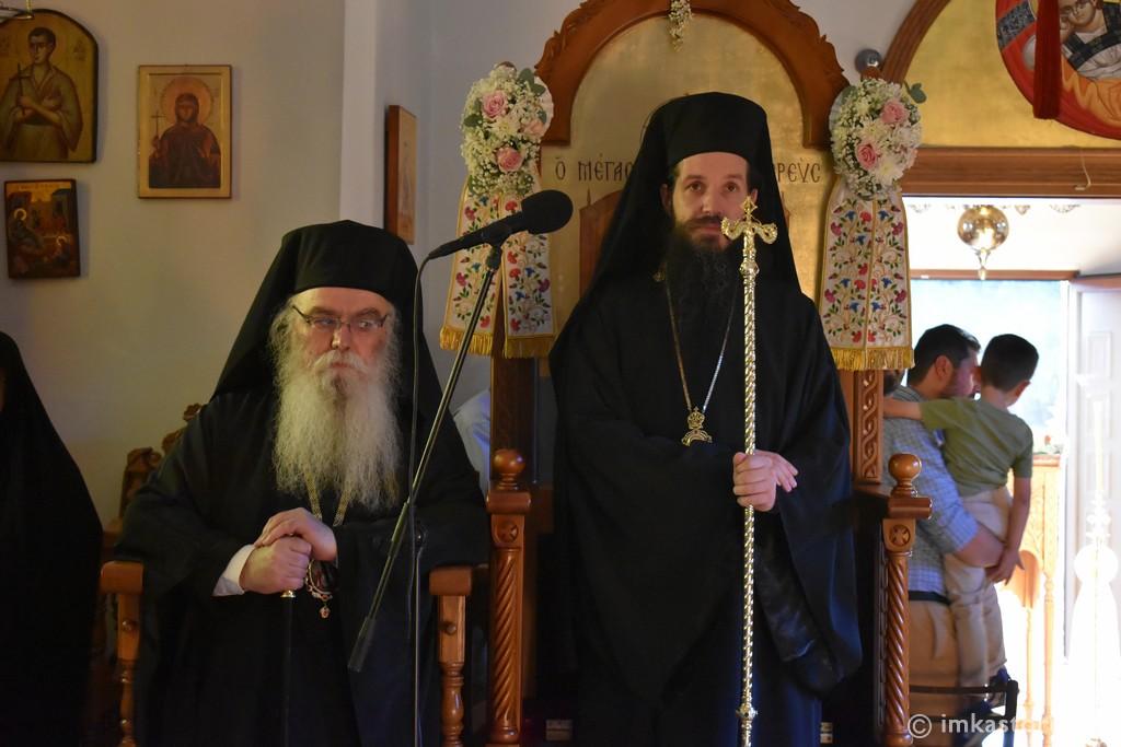 Εορτασμός της Αγίας Ζώνης στην Καστοριά [ΦΩΤΟ]