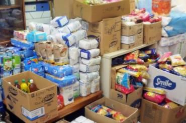Συγκέντρωση τροφίμων για τους πληγέντες στον Νομό Καρδίτσας [ΑΝΑΚΟΙΝΩΣΗ]