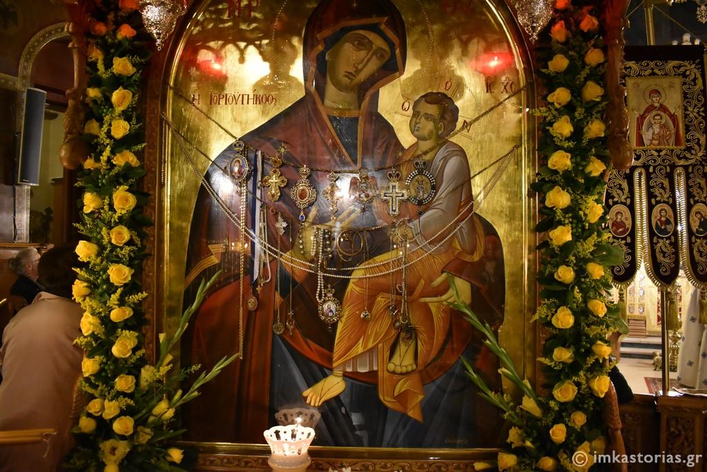 Αγρυπνία για την Παναγία την Γοργοϋπήκοο στην Καστοριά [ΦΩΤΟ]