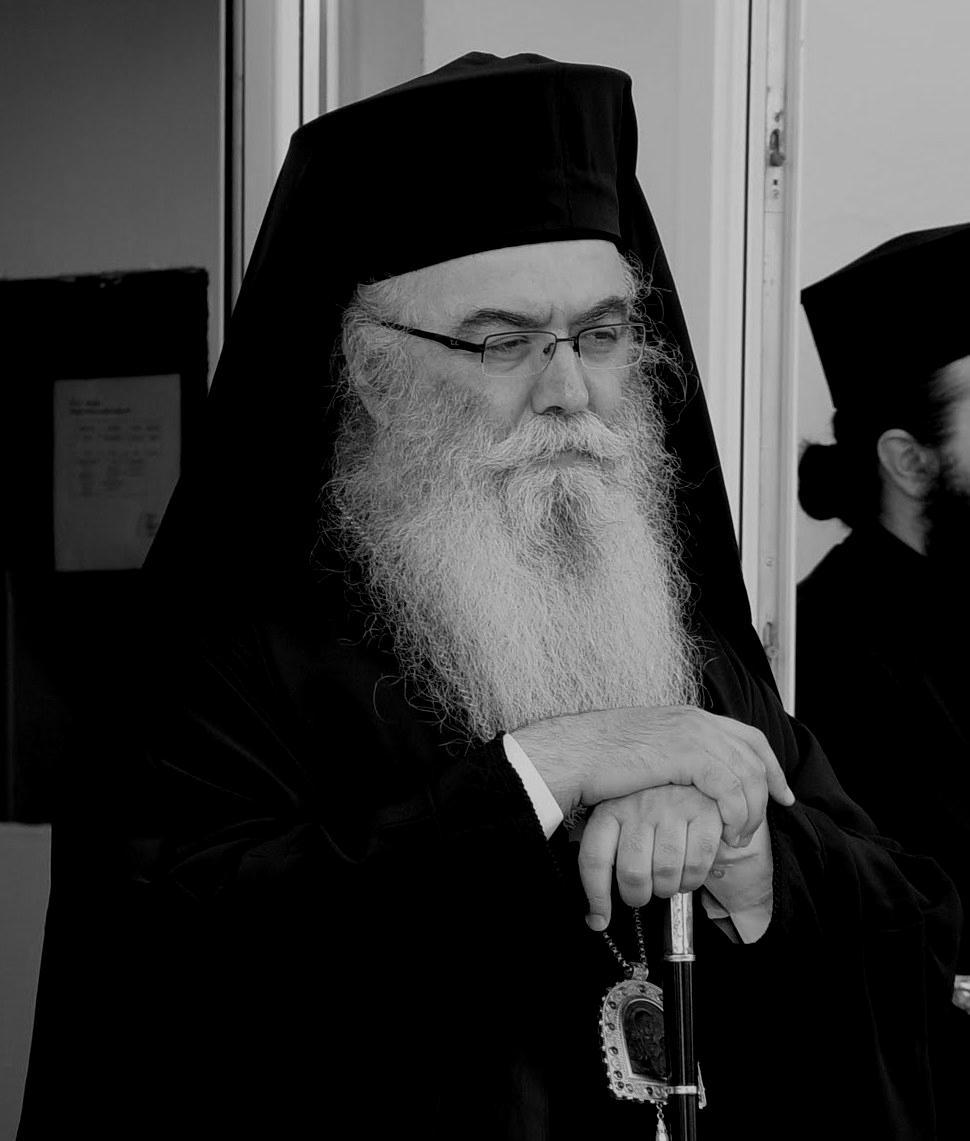 Δελτίο Τύπου επί τη εκδημία του μακαριστού Μητροπολίτου Καστορίας κυρού Σεραφείμ