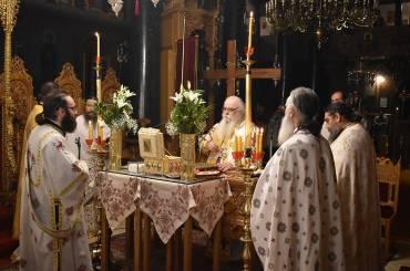 Εορτή της συνάξεως των Καστοριανών νεομαρτύρων στον Μητροπολιτικό Ναό Καστοριάς [ΑΝΑΚΟΙΝΩΣΗ]