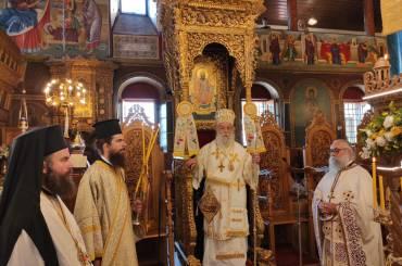 Λαμπροί εορτασμοί στον πανηγυρίζοντα Μητροπολιτικό Ναό Καστοριάς [ΦΩΤΟ]