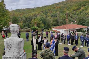 Τιμητικές εκδηλώσεις εορτασμού Ημέρας του Μακεδονικού Αγώνα [ΦΩΤΟ]